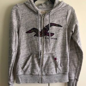 Hollister Sweatshirt Hoodie Medium M Women's